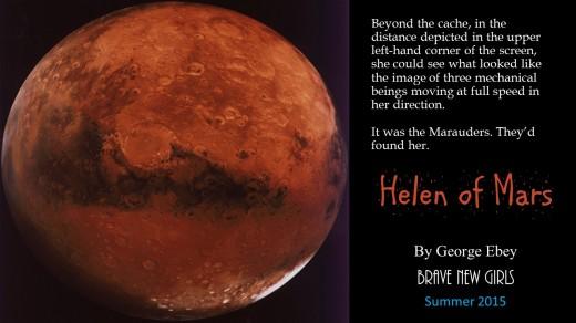 Helen of Mars Teaser